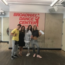 Emilia Attias, the Famous Argentinian Performer, Traveled to NYC and Took Classes at GO BROADWAY