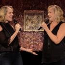 BWW TV: Rebecca Luker, Sally Wilfert, Ann Hampton Callaway & More Preview Shows at Feinstein's/54 Below!