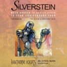Silverstein Announce 'When Broken Is Easily Fixed' Anniversary Tour Dates for Fall 2018