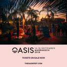 Morocco's Oasis Festival Announces Phase 2 with DJ Koze, Honey Dijon, Peggy Gou, Larr Photo