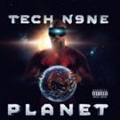 Tech N9ne's PLANET Album Lands #1 On Multiple Charts + PLANET TOUR Kicks Off In April Photo