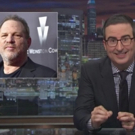 VIDEO: John Oliver Calls Out Harvey Weinstein, The Academy & More