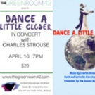 A LETTER TO HARVEY MILK's Julia Knitel & More Join DANCE A LITTLE CLOSER At The Green Photo