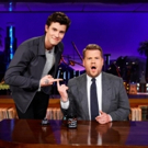 Shawn Mendes To Join James Corden On THE LATE LATE SHOW For A Week Long Residency 6/4-6/7