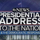 ABC News Announces Coverage of President Donald Trump's Prime-Time Address and the Democratic Response