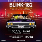 BLINK 182 Announces Las Vegas Residency, Tickets On Sale Friday 3/23 Photo