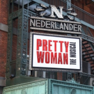 Up on the Marquee: PRETTY WOMAN Takes Over 41st Street! Photo
