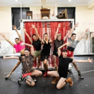 Photo Flash: Go Inside Rehearsal For the UK Tour of KINKY BOOTS Photo