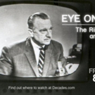 Decades TV Network Looks Back at Career of Legendary News Anchor Walter Cronkite, 11/6