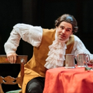 Photo Flash: First Look at THE ART OF SUCCESS the first part of double-bill HOGARTH'S Photo