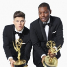 Photo Flash: See Hosts Michael Che and Colin Jost's EMMYS Photoshoot