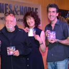 Photo Coverage: Inside PRINCE OF BROADWAY's Album Release Event at Barnes and Noble Photo