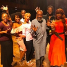 Photo Flash: The Cast of CARMEN JONES Has Magic to Do With Ben Vereen, and More Saturday Intermission Pics!