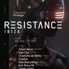 RESISTANCE IBIZA Announces Season Headliners Ahead of Flagship Miami Event