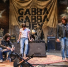 BWW Review: Stellar Cast Brings the Ramones to Life in Psychological Bio Play FOUR CH Photo