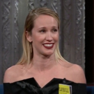 VIDEO: TIME AND THE CONWAYS' Anna Camp Talks 'Pitch Perfect' Marriage & More on 'COLBERT'