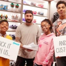 BLACK-ISH Teams Up with The Shoe Surgeon to Customize Five Pairs of Sneakers to Celebrate Its National Syndication Launch