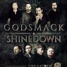 Godsmack & Shinedown Announce Co-headlining Summer 2018 Tour As Both Bands Release Ne Photo