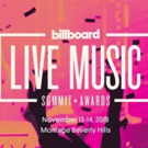 Billboard Live Music Awards Opens Submissions for Humanitarian, Concert Marketing and Promotion, and Chip Hooper Awards
