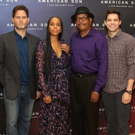 Freeze Frame: Washington, Pasquale, and Company Prep for Broadway Run in AMERICAN SON