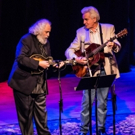 Bluegrass Legends Del and Dawg at the CCA on 3/2