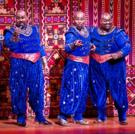 Photo Coverage: 5 Genies (and Disney Alumni) Celebrate ALADDIN's 5th Anniversary on Broadway!