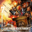 Five Finger Death Punch WHEN THE SEASONS CHANGE Hits #1 At Rock Radio