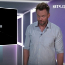VIDEO: Watch MINI BLACK MIRROR on Netflix's THE JOEL MCHALE SHOW Video