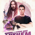 Hardwell & Steve Aoki Collaborate For First Time Ever On ANTHEM Featuring Kris Kiss Photo