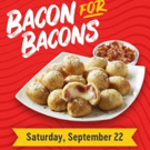 Pretzelmaker Introduces New Bacon & Mozzarella Stuffed Bites with 'Bring Home the Bacon' Celebration