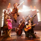Taylor Gray as Jerry Lee Lewis in MILLION DOLLAR QUARTET on Tour