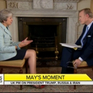 VIDEO: British Prime Minister Theresa May Tells CBS THIS MORNING She Trusts President Video