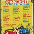 Ghost-Note Extends 2019 Spring Tour