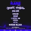 RARE Orlando Announces Phase 2 Lineup Featuring Wiz Khalifa, Kodak Black, and Keys N Krates