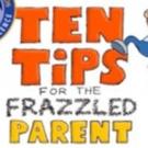 Swedish Model, Mom, Author, Brigitta Karlen's Book Lends TEN TIPS FOR THE FRAZZLED PARENT