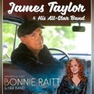James Taylor Announces Additional Tour Dates With Bonnie Raitt