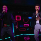 VIDEO: Liam Payne And J Balvin Perform 'Familiar' on THE LATE SHOW