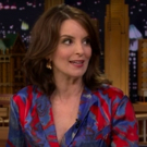 VIDEO: Tina Fey Talks MEAN GIRLS, Reads a Letter to Her Future Self, and More on THE TONIGHT SHOW