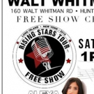 Rising Stars Mall Tour Returns to Walt Whitman Mall This Saturday