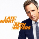 Scoop: Upcoming Guests on LATE NIGHT WITH SETH MEYERS on NBC, 1/16-1/23