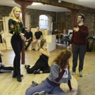Photo Flash: In the Rehearsal Room for Menier Chocolate Factory's BARNUM Photos