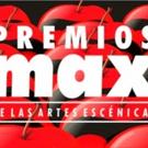 Se anuncian los finalistas de la XXI Edición de los PREMIOS MAX