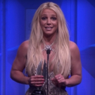 VIDEO: Watch Britney Spears Accept GLAAD's Vanguard Award Video