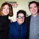 Photo Coverage: On the Red Carpet at Opening Night of THE LIFESPAN OF A FACT