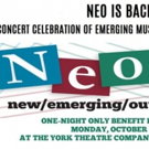 York Theatre's 'NEO 2017' Celebrates Emerging Musical Theatre Writers Tonight Photo