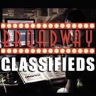 Theatre Jobs in New York, Aspen, Atlanta, Australia, More in this Week's BroadwayWorld Classifieds, 2/15