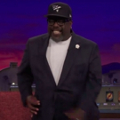 VIDEO: Cedric 'The Entertainer' Can't Resist Dancing To Salsa Music
