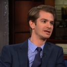 VIDEO: Andrew Garfield Talks ANGELS IN AMERICA, His First Kiss, and More on THE LATE SHOW