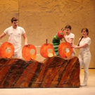 THE VERY HUNGRY CATERPILLAR SHOW Munches on Audience Costumes & Candy for Halloween Photo