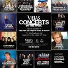 Viejas Casino & Resort Announces 2018 Summer Concert Lineup Photo